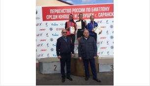Соревнования проходят в Саранске
