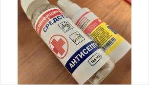 Дезинфекция и масочный режим- средства профилактики заражения