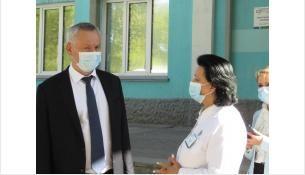Андрей Травников подписал новое постановление о ковид-безопасности