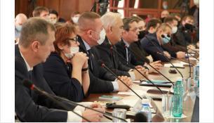 Вопрос ликвидации свалок рассмотрела комиссия Заксобрания области по экологии