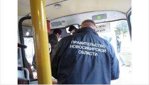 Соблюдение масочного режима в автобусах в Бердске проверяет минтранс НСО