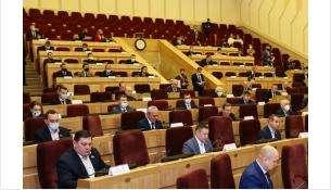 Депутаты регионального парламента поддержали обращение единогласно