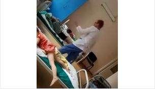 Деяния медсестёр сняли на камеру