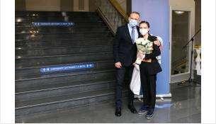 Церемония награждения состоялась на площадке исторического парка «Россия – Моя история»