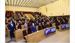 Законопроект был принят во втором чтении сессией Заксобрания области 5 ноября