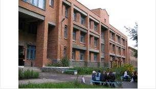 Школа №10 в Бердске