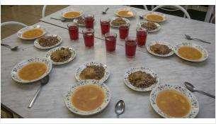 Бесплатные горячие обеды получают отдельные категории детей в школах
