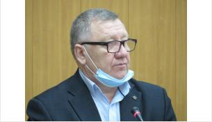 Евгений Шмендель с 2011 года возглавлял УФиНП с перерывом в три года