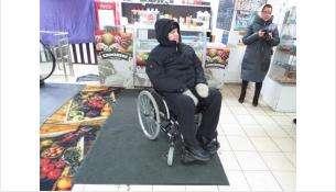 Бердские общественники с ОВЗ давно поднимают проблемы доступности магазинов