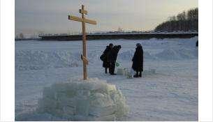 Крещение отмечается 19 января