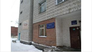 Детская больница на ул. Ушакова в Бердске