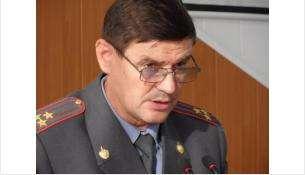 Терентьев Сергей Андреевич, экс-начальник отдела МВД Бердска