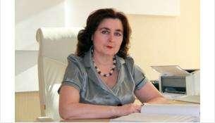 Римма Шатовкина сейчас работает судьёй облсуда