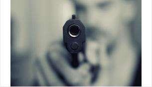 В пару стреляли из огнестрельного оружия