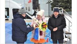 Наталья Наумова из Бердска - «АвтоЛеди-2021»