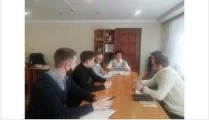 Встреча ТИК с кандидатами