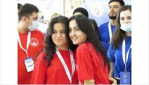 На форум съехались лидеры студенческих молодёжных интернациональных объединений
