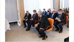 На отчётно-выборной конференции Новосибирской областной организации ВОИ
