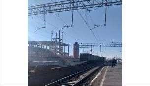 Реконструкция вокзала началась в 2019 году