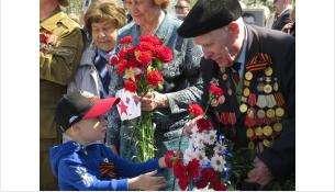Ветеран Василий Сорокин. Он ушёл из жизни в декабре 2019 года