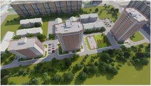 Новый дом в центре Бердска