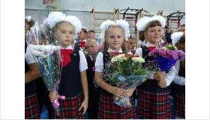 Новая школа на Южном уже набрала первоклашек