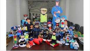 На конкурс «Полицейский дядя Стёпа» ждут поделки от школьников Бердска