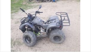 8-летняя девочка на квадроцикле попала в ДТП