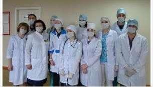 Студенты-медики уже работали в БЦГБ