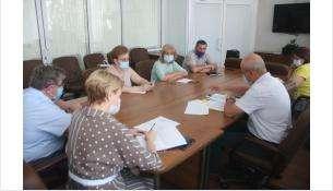 По итогам проверки обрнадзора прошло совещание у мэра Бердска
