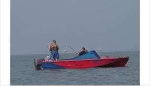 Бердск стоит на берегу Обского моря. Грех не обзавестись собственным катером!