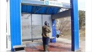 Санобработка остановок должна быть проведена в дни пандемии