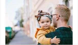 Отцы нередко воспитывают детей самостоятельно