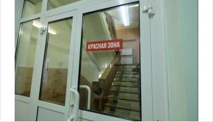 Ковидный госпиталь Бердска находится на ул. Попова, 10