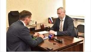 Андрей Травников и Олег Королёв