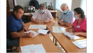 В администрации прошло совещание по организации новой поликлиники