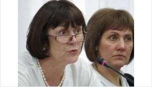 Начальник ИФНС №3 Елена Перемитина стала замначальника инспекции №24