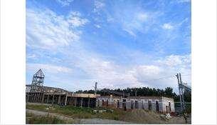 Стройка вокзала возобновилась только в августе 2021 года