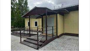 В деревне Китерня построен новый ФАП