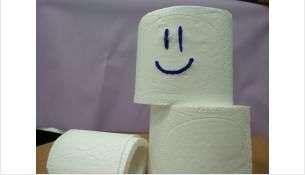 Туалетную бумагу покупают для хозяйственных нужд