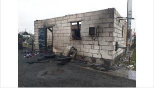 Где были родители во время пожара - не сообщается
