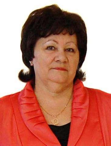 депутат Чуркина Людмила Ивановна