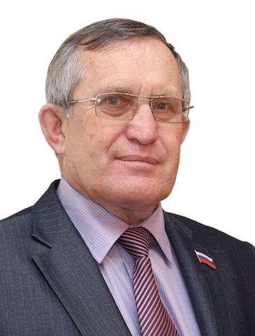 депутат Сычев Николай Федорович