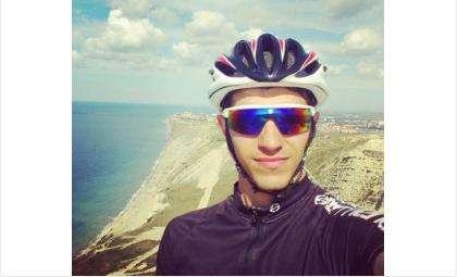 Велогонщик из Бердска выиграл Кубок России по маунтинбайку