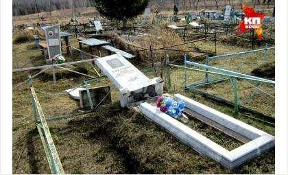 Малолетние вандалы разгромили в Искитиме 40 могил