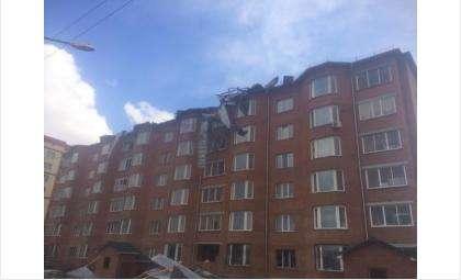 Два человека пострадали из-за урагана - в Бердске и Новосибирске