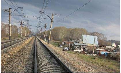 Жителя Искитима насмерть задавил поезд в районе Бердска