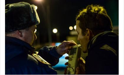 В марте в Бердске 6 водителей лишены прав за управление авто в пьяном виде