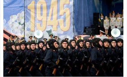В Киеве отменен военный парад в День Победы
