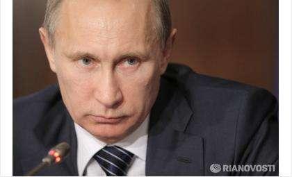 Путин вошел в список «100 самых влиятельных людей в мире»